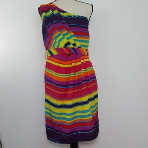 MAURICES One-Shoulder Dress, size L